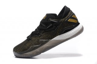 Adidas Crazylight Boost Noir Or