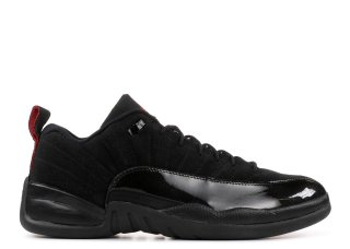 Air Jordan 12 Retro Low Noir (308317-001)
