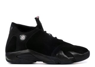 Air Jordan 14 Retro Noir (312274-001)