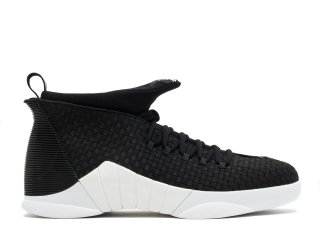 "Air Jordan 15 Retro ""Wvn Psny Friends And Family"" Noir Blanc (fa17mnjdls123781485)"