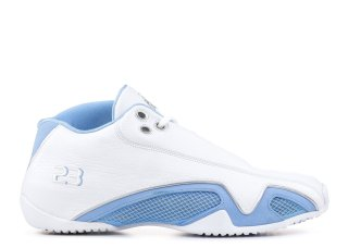 Air Jordan 21 Low Blanc Bleu (313529-142)
