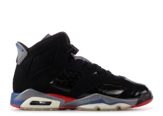 "Air Jordan 6 Retro (Gs) ""Piston"" Noir (384665-001)"