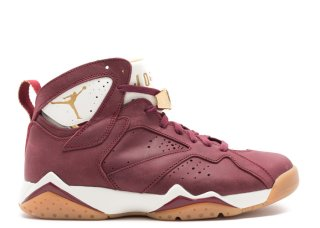 "Air Jordan 7 Retro C&C ""Cigar"" Rouge (725093-630)"