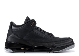 Air Jordan Retro 3 Flip Noir (345767-001)