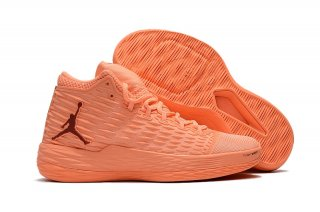 "Jordan Melo M13 ""Energy Sunset Glow"" Orange"