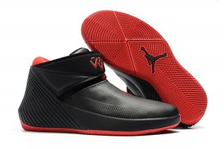 "Jordan Why Not Zer0.1 ""Bred"" Noir Rouge"