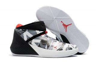 "Jordan Why Not Zer0.1 ""Mirror Image"" Noir Blanc (aa2510-104)"