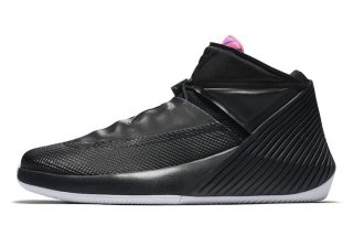 "Jordan Why Not Zer0.1 ""Phd"" Noir Rose Bleu"