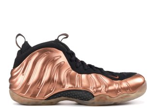 "Nike Air Foamposite One ""Dirty Copper"" Noir Or (314996-081)"