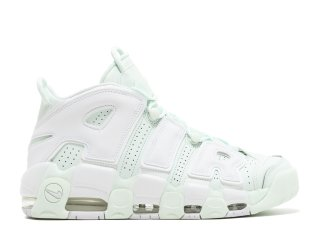 "Nike Air More Uptempo ""Mint"" Menthe Blanc (917593-300)"