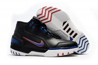 Nike Air Zoom Generation Noir Bleu Rouge