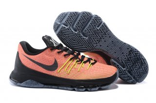 "Nike Kd VIII 8 ""Hunts Hill Sunrise"" Orange Noir"