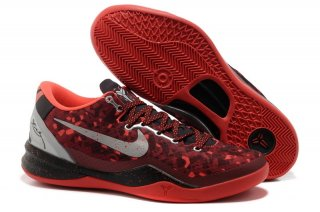 "Nike Kobe VIII 8 ""Year Of The Snake"" Rouge"
