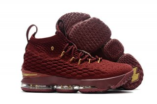 Nike Lebron XV 15 Rouge Or