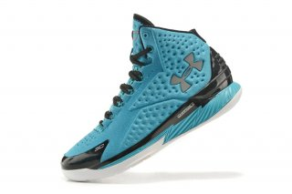 Under Armour Curry 1 Bleu Noir