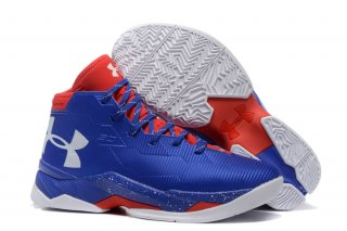 Under Armour Curry 2.5 Bleu Rouge