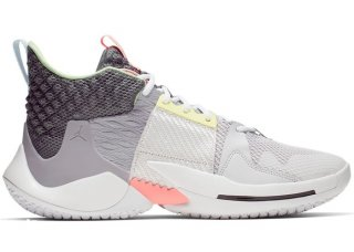 Air Jordan Why Not Zer0.2 Khelcey Barrs III Gris (AO6219-002)