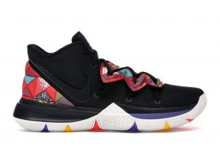 Nike Kyrie V 5 Chinese New Year 2019 Kid Noir (AO2919-010)