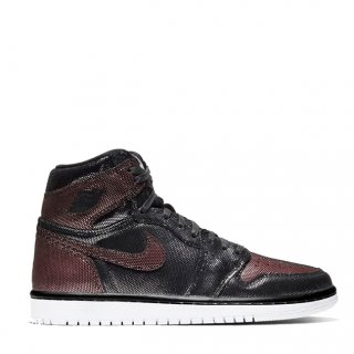 "Air Jordan 1 High Femme Og ""Fearless"" Marron (CU6690-006)"