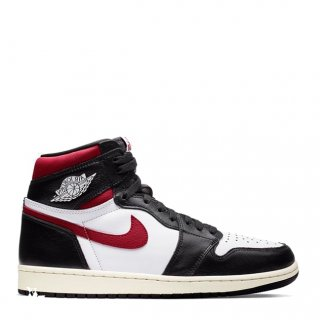 "Air Jordan 1 High Og ""Black Gym Red"" Noir Rouge (555088-061)"