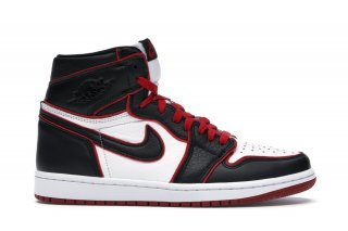 "Air Jordan 1 High Retro ""Bloodline"" Noir (555088-062)"
