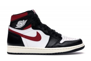 Air Jordan 1 High Retro Noir Rouge (555088-061)
