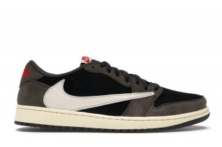 "Air Jordan 1 Low Retro Og Sp ""Travis Scott"" Noir (CQ4277-001)"