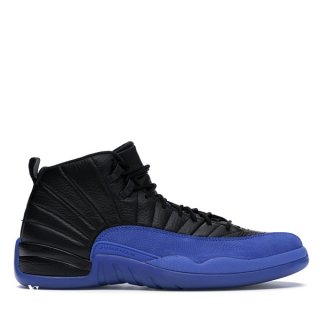 Air Jordan 12 Retro Noir Royal (130690-014)