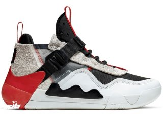 Air Jordan Defy Blanc Noir Rouge (CJ7698-106)
