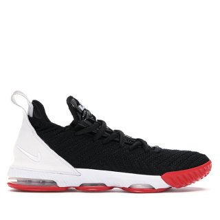 "Nike Lebron XVI 16 (GS) ""Red Carpet"" Noir (AQ2465-016)"