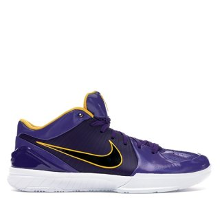 "Nike Zoom Kobe IV 4 Protro Undefeated ""Los Angeles Lakers"" Pourpre (CQ3869-500)"