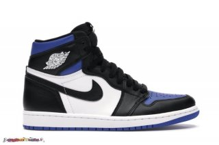 Jordan 1 Retro High Royal Toe Noir Jeu (555088-041)